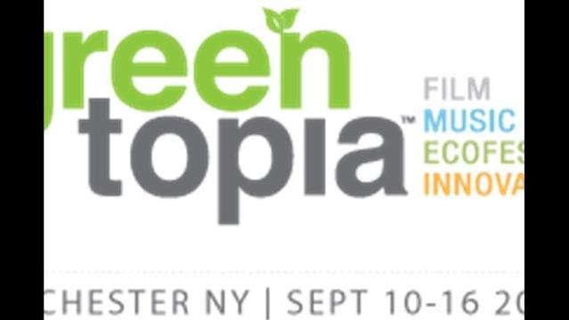 Greentopia Fashion Show This Weekend