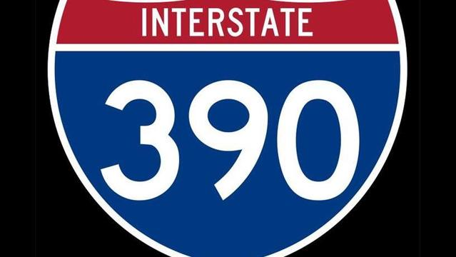 Portion Of I-390 To Close Overnight