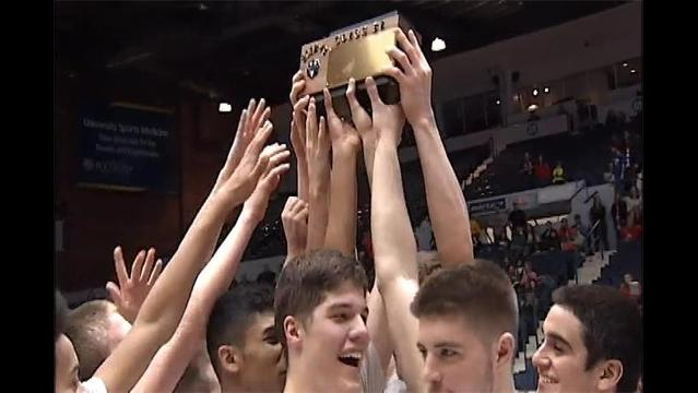 Hornell Earns First Basketball Title In 25 Years