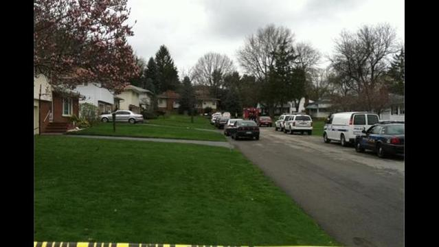 Body Found Inside Pool in Irondequoit