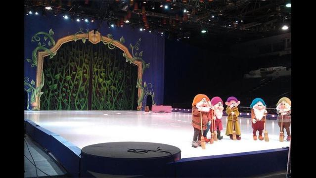Disney On Ice Visits Rochester