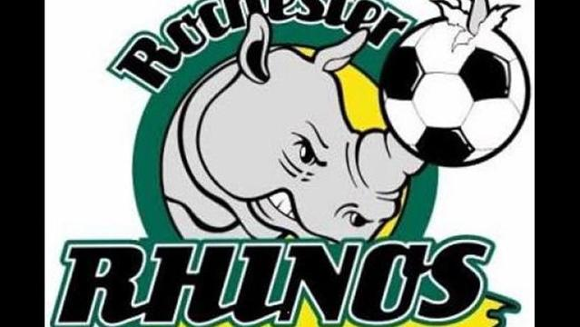 Rhinos Blank Riverhounds, Move to 2nd Place