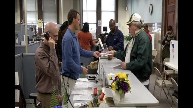 Board of Elections Prepares for High Voter Turnout