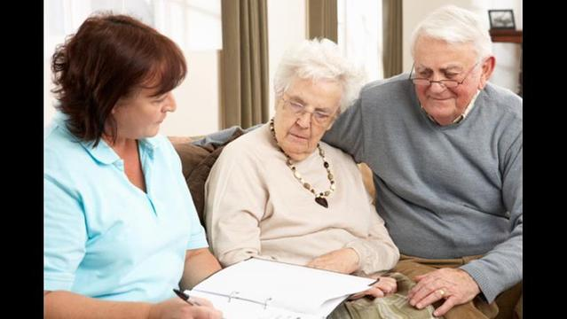 Managing care of your aging loved one