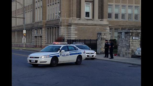 School Lock-down Lifted at Jefferson High After Nearby Shooting