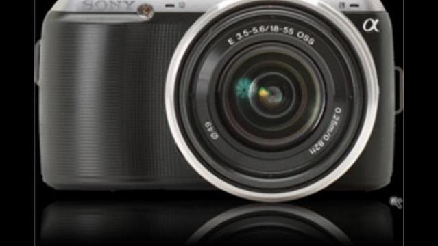 Review of the Sony NEX C3