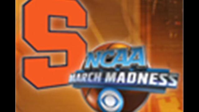 Syracuse-Wisconsin Game On CBS