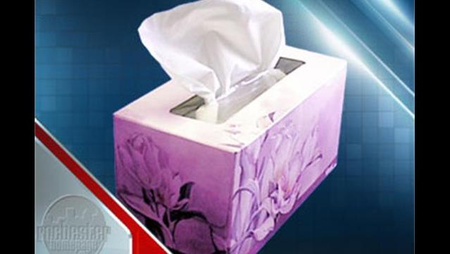 Study: Majority Of People Don't Cover Coughs And Sneezes