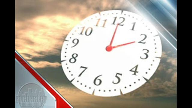 Don't Forget About Daylight Saving Time