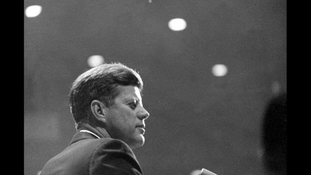 Then & Now, The Assassination of President Kennedy