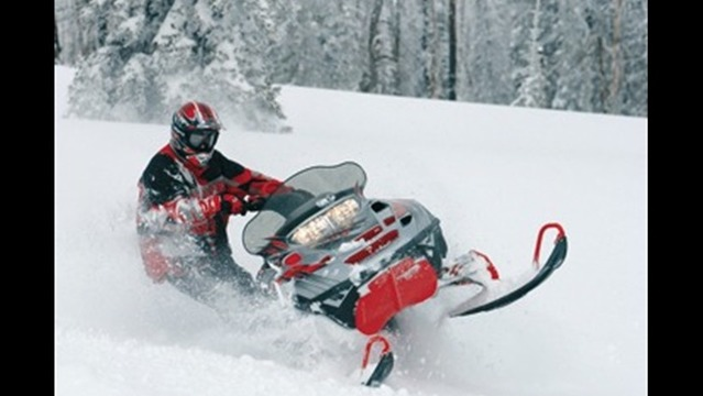 Fatal snowmobile accident in Wayne County