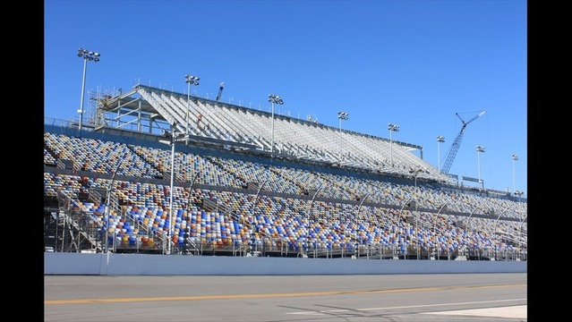 Daytona Rising project to give speedway massive overhaul