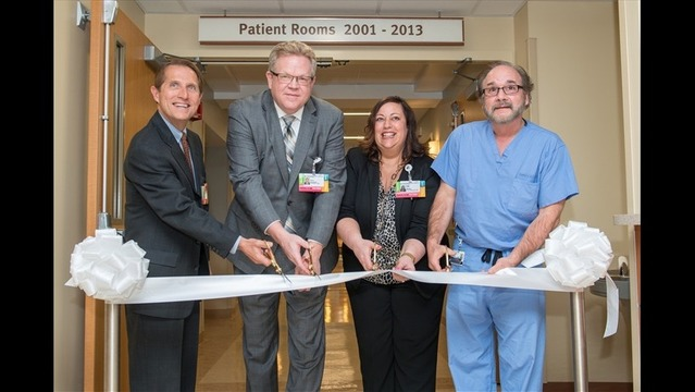 RGH Opens New Surgical Unit