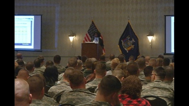 Yellow Ribbon Program Helps Local Soldiers