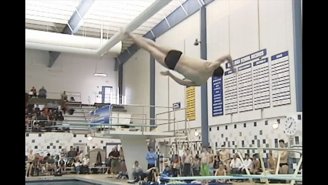 Brighton's Lazeroff 3rd At State Diving Final