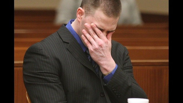 Photographs of Opening Statements in the Clayton Whittemore Trial