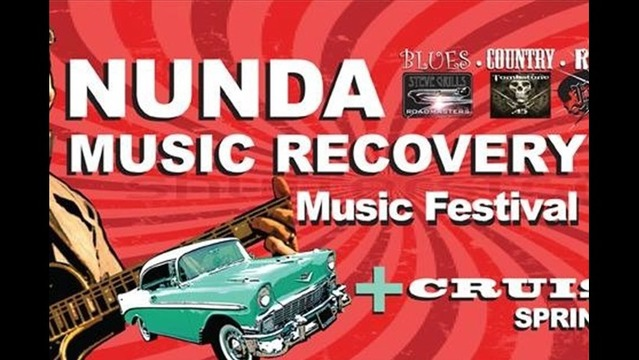 For More Information on the Nunda Music Recovery Music Festival