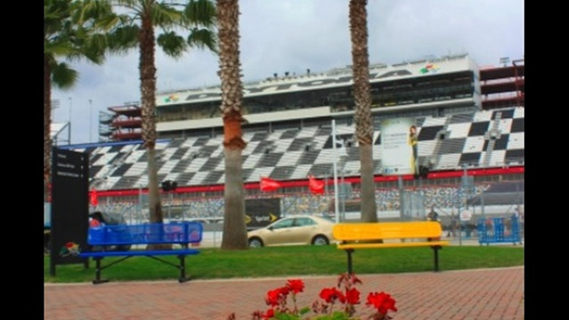 NASCAR Themed Ambience Here at Daytona_5975832235832461486