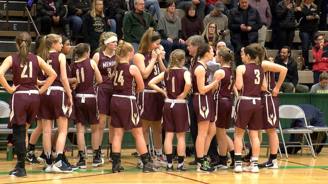 Mendon falls agonizing short of state title