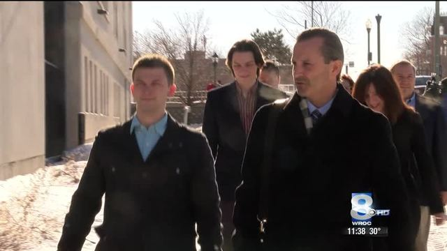 Rideout and Tucci hearing for murder of Craig Rideout
