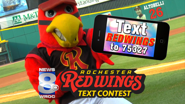 ENDED - REDWINGS TEXT CONTEST