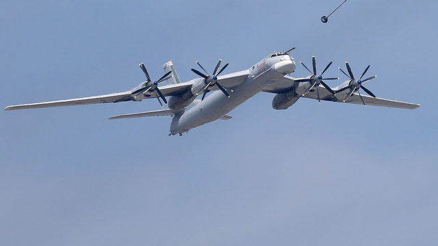 4 times in 4 days: Russian military aircraft fly off US coast