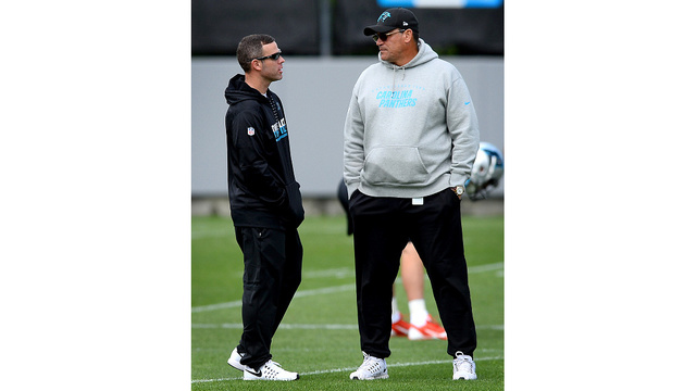 Carolina North? Buffalo Bills steal away Panthers assistant GM Brandon Beane
