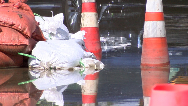 Irondequoit boat launch temporarily closed due to flooding
