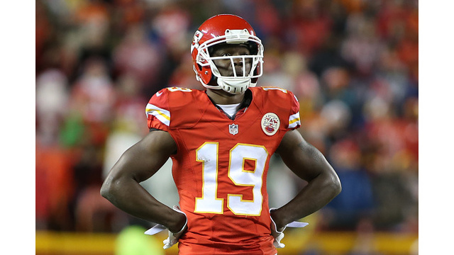 Jeremy Maclin signs with Baltimore