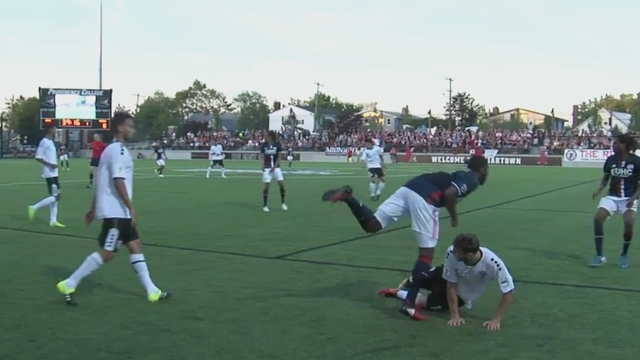 Rhinos Out of U.S. Open Cup