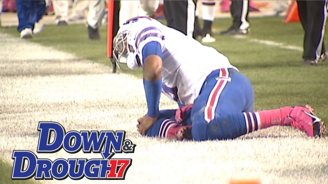 Down & Drought, Episode 14: 2013
