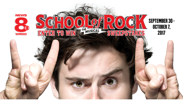 ENDED - SCHOOL OF ROCK ENTER TO WIN SWEEPSTAKES