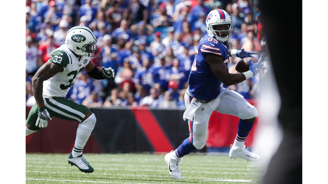 Bills believe offense can run through RB, TE