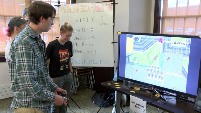 'Made in Rochester' Game Festival showcases local talent in Irondequoit