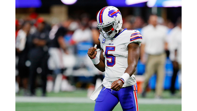 Bills vs. Falcons: Highlights, game tracker and more