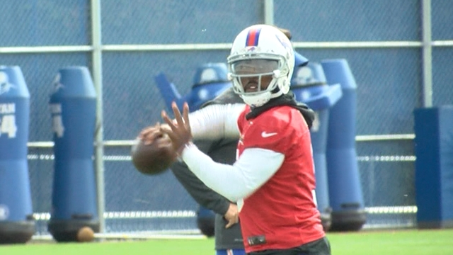 Bills ready to follow wins with wins