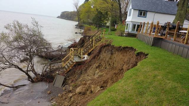 All eligible applicants will receive relief for Lake Ontario flooding