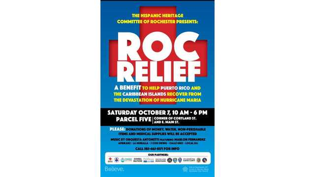 Benefit concert Saturday for hurricane relief