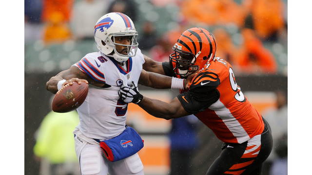 Pitoniak: Bills offense drops the ball in disappointing loss to the Bengals