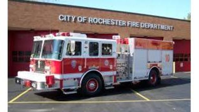 Rochester Fire Department puts water rescue skills to good use on Saturday