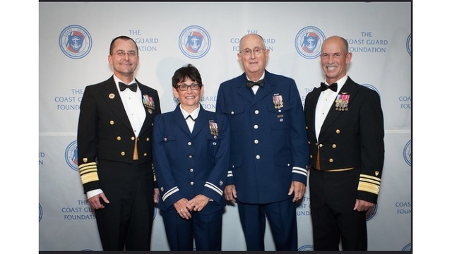 Local couple receive Coast Guard Foundations National Heroism award