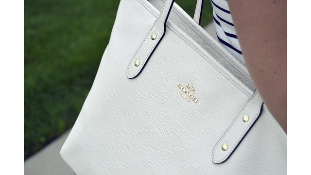 Luxury bag maker Coach changing its name