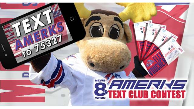 AMERKS TEXT CLUB CONTEST