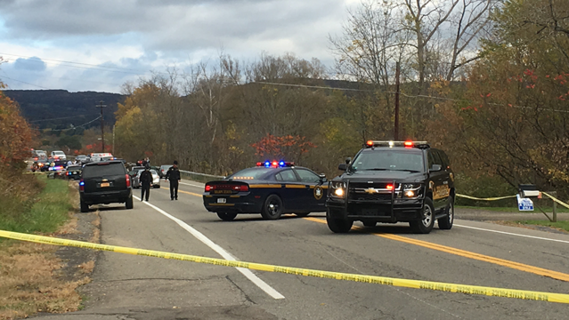 Suspect shot and killed by police after chase in Elmira