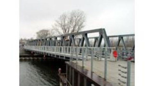 Irondequoit Bay Outlet Bridge to open to traffic on Wednesday