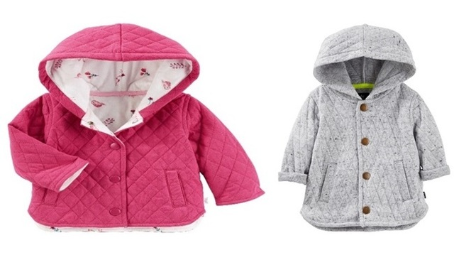 OshKosh recalls Baby B'gosh jackets for choking risk