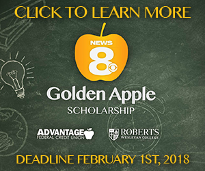 Learn More About the Golden Apple Scholarship