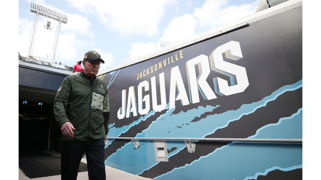 After flirting with Bills, Coughlin works magic with Jags