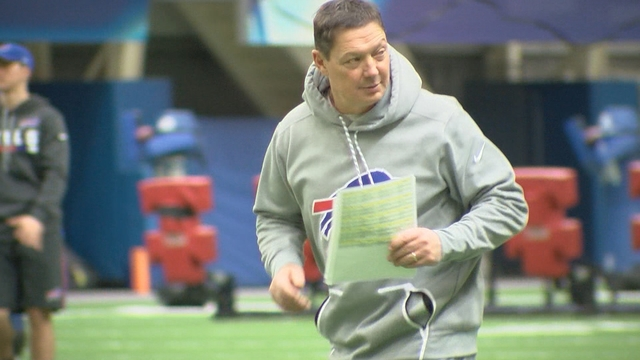 Bills fire Rick Dennison