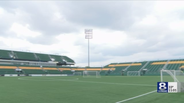 Rhinos announce schedule for USL games in Rochester